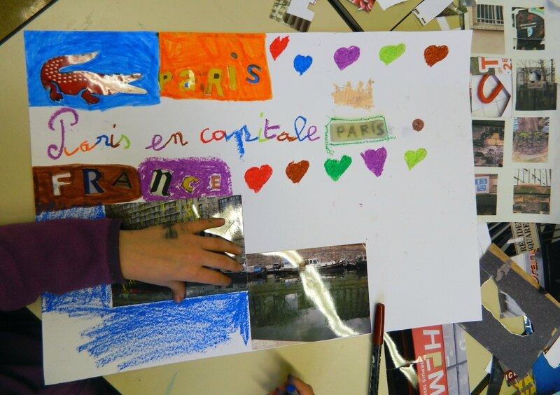 centre de loisirs,activite enfant,projet photo,atelier photo,paris en lettres capitales 9
