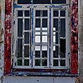 Fenêtres des bords de mer