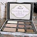 too faced natural eyes 7