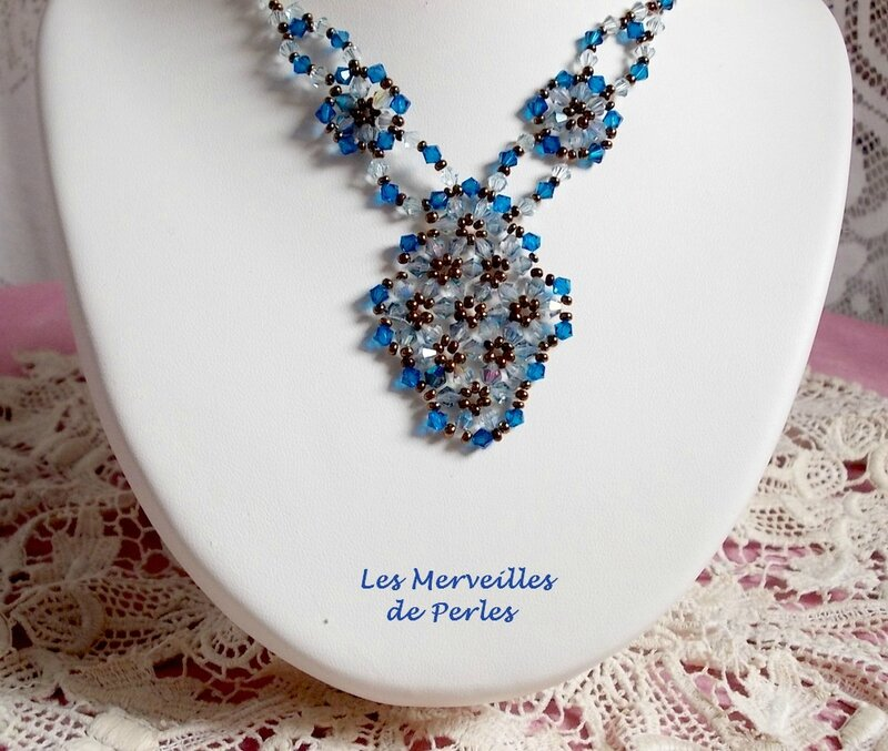 Collier Arabesque 3