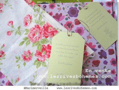 Marimerveille étiquettes bouquet 1