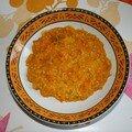 Potimarron au quinoa