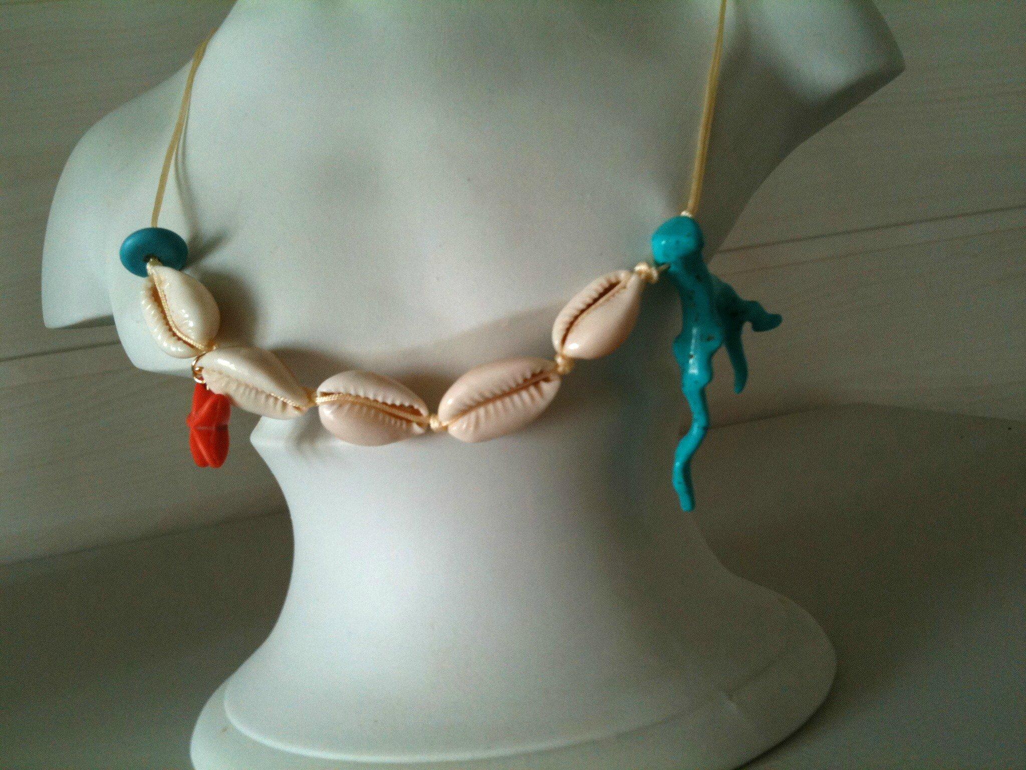 bracelets colliers du 3