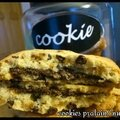 Pralain/nutella (cookies)