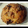 Chocolat noir de philippe conticini (cookies)