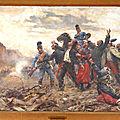 MOREAU-DE-TOURS Mort du sergent Gombault (1892)