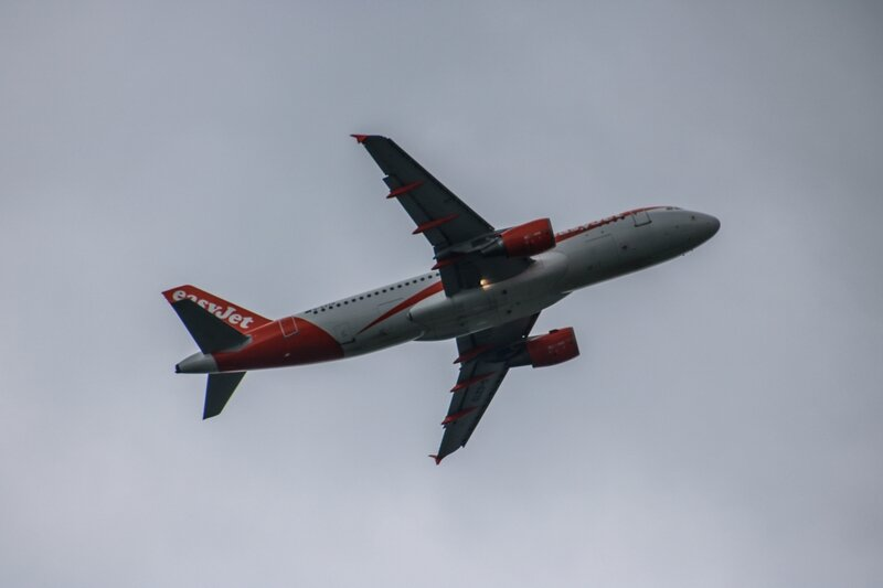 Airbus A320 d'Easyjet