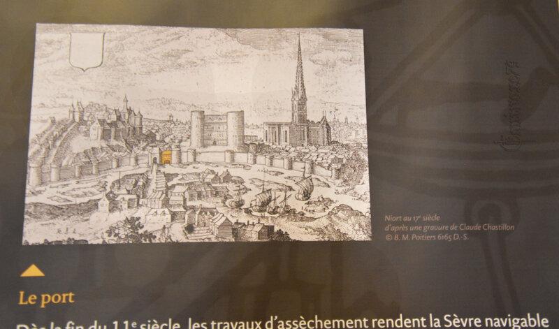 Port de Niort Le Marais Poitevin et la navigation sur la Sèvre Niortaise (Time Travel)