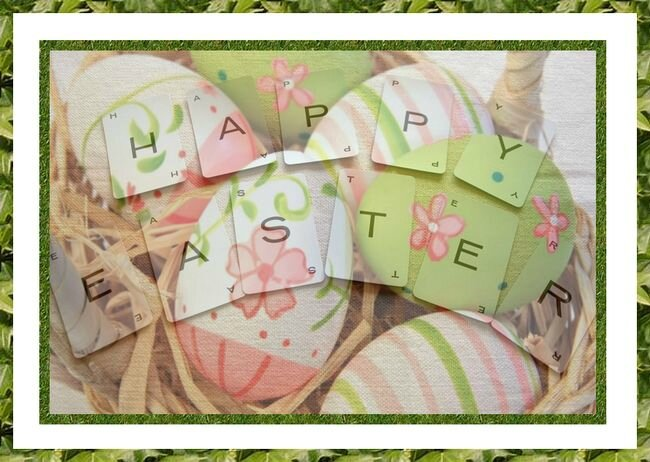 HAPPY EASTER ...