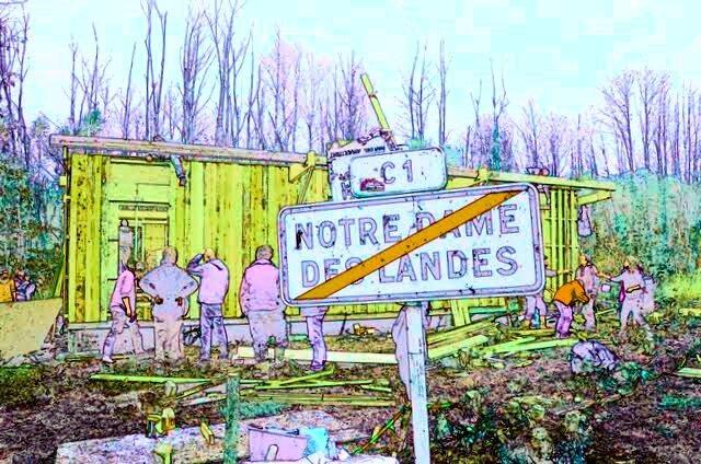 retaper cabanes