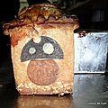 Particule du pâté en croûte et domaine de montille !