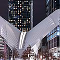 Transportation hub - oculus - new york - etats-unis