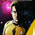 Star trek into darkness : la bd préquelle