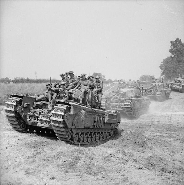 596px-The_British_Army_in_the_Normandy_Campaign_1944_B8566