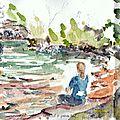 AS baignade Blyde river Canyon