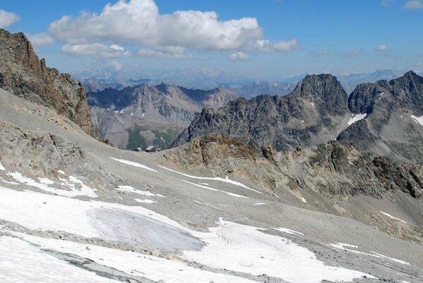Les Ecrins 2013 - Glacier supérieur des agneaux (34)