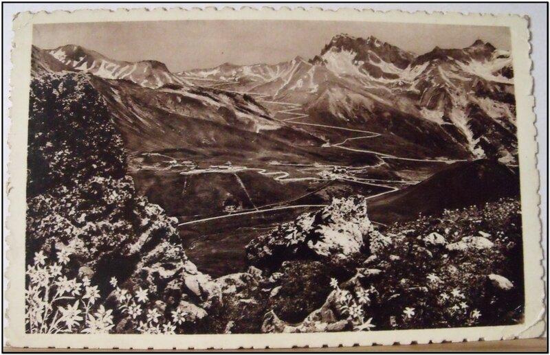 Col du Lautaret - datée 1934