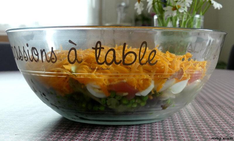 salade 7 étages B