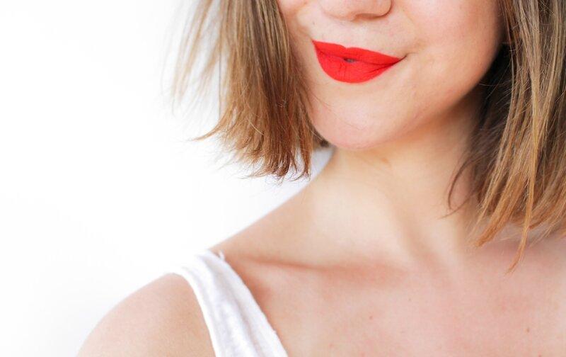 Rouge Velvet The Lipstick 07 Joli Carmin'ois