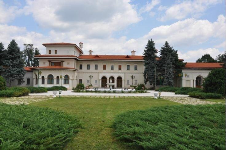 snagov palace1