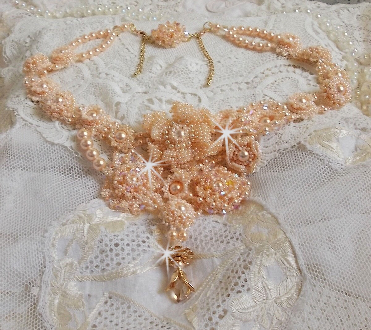 Collier Idylle Beauty Haute-Couture