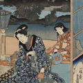 """""""from the bronze age of china to japan's floating world"""" @ cantor arts center"""