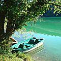 Barque de pêcheurs Lac de Chambly Jura