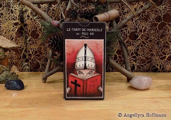 Le tarot de Marseille par Pole Ka 2 - Blog ésotérique Samhain Sabbath