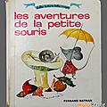 Livre de cours ... les aventures de la petite souris (1975)