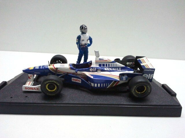 Williams FW18- Damon Hill