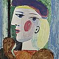 Bonhams to offer major picasso portrait at new york impressionist & modern art sale