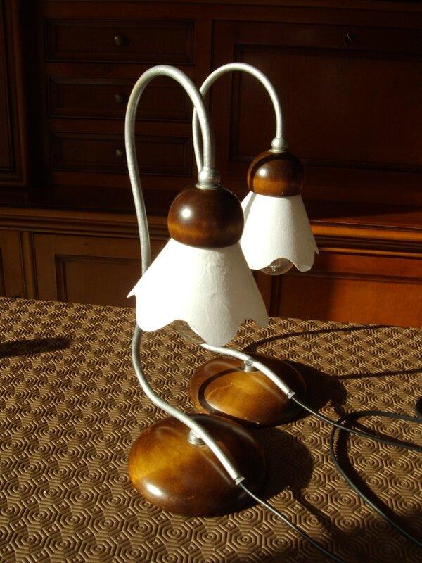 Lampe de chevet - Après - MaBoîteàBricoles