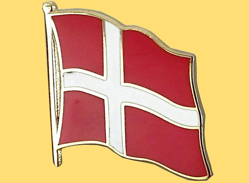 Pin's Danemark R