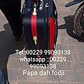 Comment utiliser la valise magique, valise magique conséquence, le plus grand maitre marabout d'afrique sa majesté dah fodji