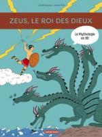 Zeus, le roi des Dieux couv