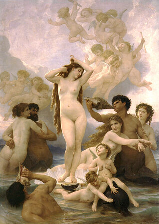 425px_William_Adolphe_Bouguereau__1825_1905____The_Birth_of_Venus__1879_