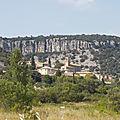 Village de corconne / cévennes