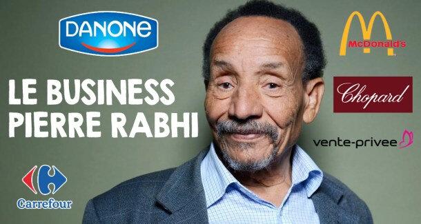 St Pierre Rabhi n'a rien à envier à Al Gore ou Nicolas Hulot