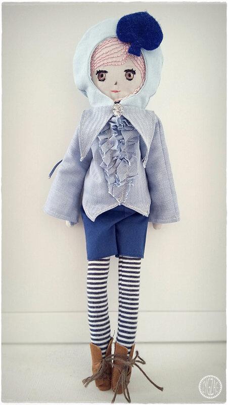 poupées à coudre (2)