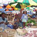 Femmes et enfants de Madagascar