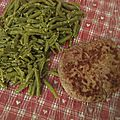Haricots verts express