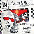 Devo - dimanche 19 novembre 1978 - le palace (paris)