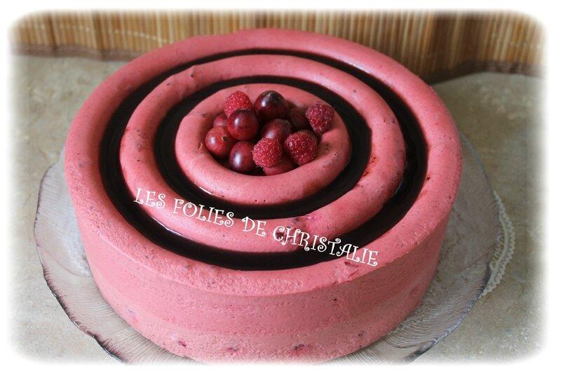 Plaisir fruits rouges 22