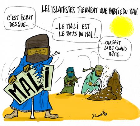 Mali_islamistes