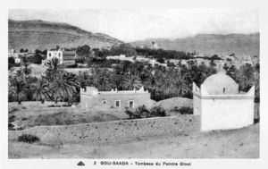 Bou_Saada_tombeau_Dinet