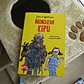 Monsieur kipu - david walliams et quentin blake
