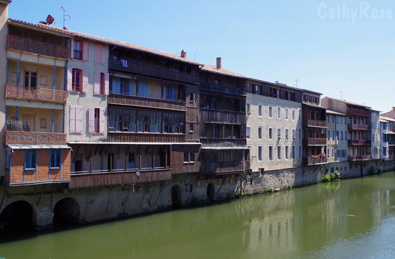 && maisons au bord de l'Agout (6)