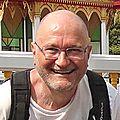 L'écrivain voyageur jean-pierre poinas revient à saint-laurent