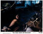 The Texas Chainsaw Massacre lobby card 3