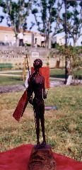 guerrier masai 2